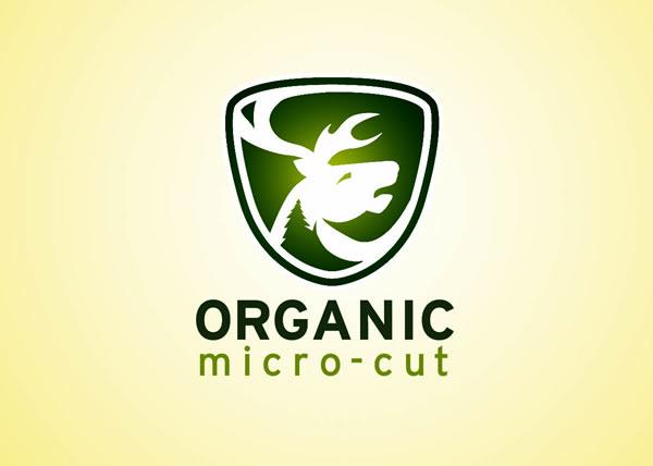 Organic Microcut Logo