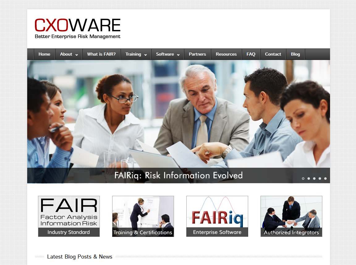 CXOWare Website