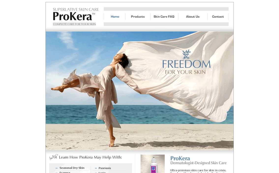 ProKera Website