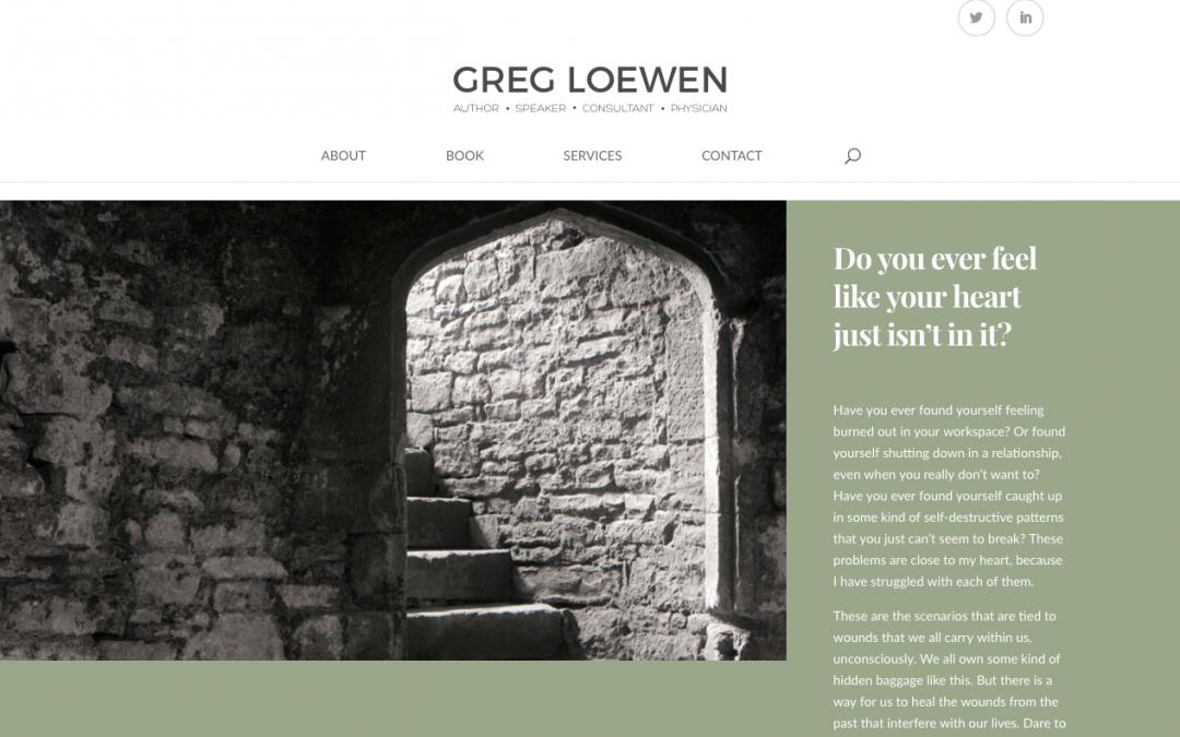Greg Loewen